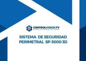 SISTEMA DE SEGURIDAD PERIMETRAL SP D