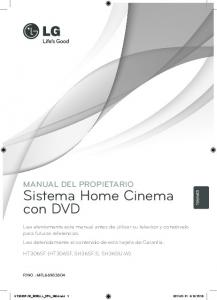 Sistema Home Cinema con DVD