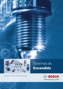 Sistemas de Encendido. Informaciones de funcionamiento y mantenimiento