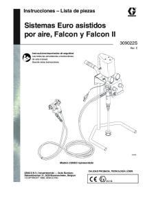 Sistemas Euro asistidos por aire, Falcon y Falcon II
