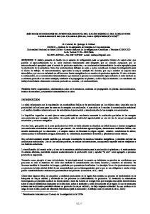 SISTEMAS INTEGRADOS DE APROVECHAMIENTO, DEL CALOR RESIDUAL DEL CIRCUITO DE ENFRIAMIENTO DE UNA CALDERA SOLAR, PARA USOS PRODUCTIVOS (1)