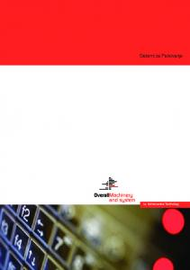 Sistemi za Pakovanje. by Italmeccanica Technology