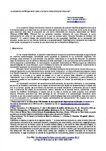 Sitio Web:  La Plata de abril de 2011 ISSN