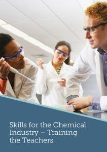 Skills for the Chemical Industry Training the Teachers