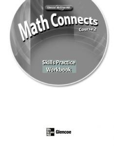 Skills Practice Workbook