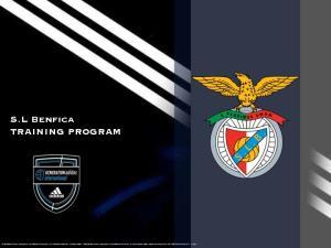 S.L Benfica TRAINING PROGRAM