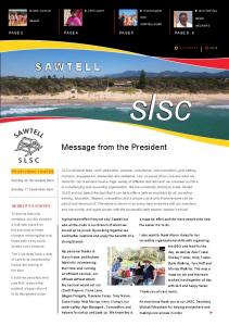 slsc sawtell Message from the President page 5-6 page 2 page 4 page 5