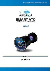 SMART ATO Intelligent Aquarium Automation