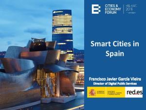 Smart Cities in Spain