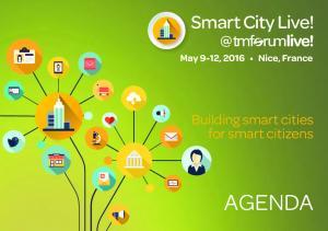 Smart City Building smart cities for smart citizens AGENDA