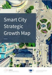 Smart City Strategic Growth Map