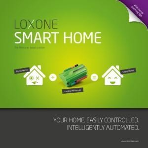 Smart Home The Miniserver based solution
