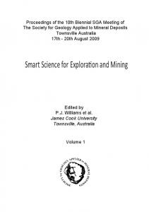 Smart Science for Exploration and Mining