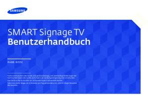 SMART Signage TV Benutzerhandbuch