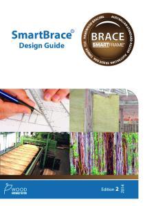 SmartBrace BRACE. Design Guide. Edition 2