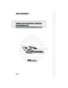 SMARTLINX INTERFACE MODULE