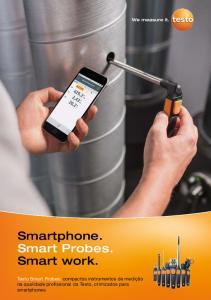 Smartphone. Smart Probes. Smart work