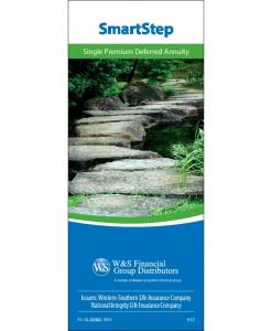 SmartStep. Issuers: Western-Southern Life Assurance Company National Integrity Life Insurance Company. Single Premium Deferred Annuity