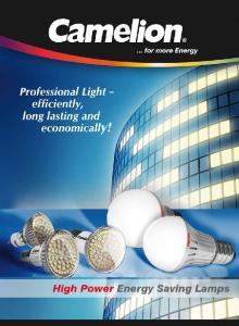 SMD-Chip LED-Sparlampen