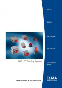 SMD LED Display Systems