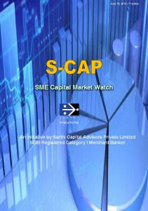 SME Capital Market Watch