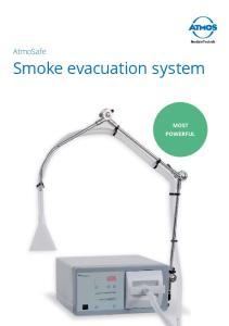 Smoke evacuation system