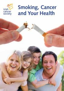 Smoking, Cancer and Your Health