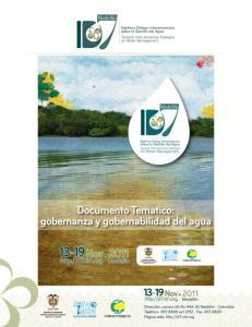 Sobre el marco legal ambiental en Colombia