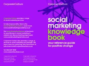 social marketing knowledge book
