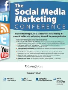 Social Media Marketing Conference
