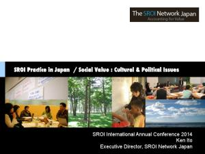 Social Value : Cultural & Political Issues