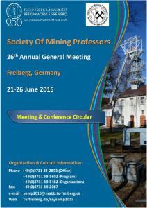 Society Of Mining Professors