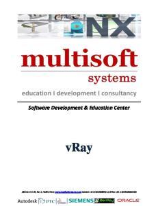 Software Development & Education Center vray