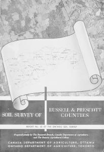 SOIL SURVEY of RUSSELL and PRESCOTT COUNTIES