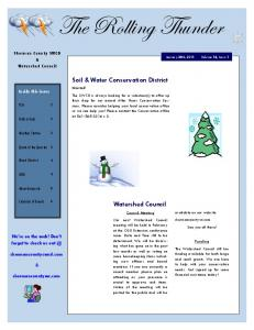 Soil & Water Conservation District