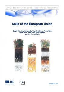 Soils of the European Union