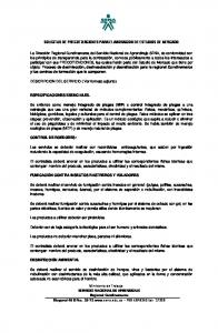 SOLICITUD DE PRECOTIZACIONES PARA ELABORACION DE ESTUDIOS DE MERCADO