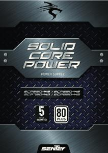 SOLID CORE POWER power supply