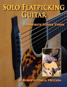 Solo Flatpicking Guitar