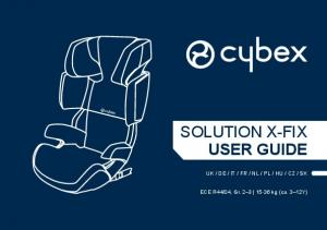 SOLUTION X-FIX USER GUIDE