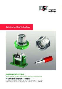 Solutions for Fluid Technology