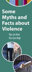 Some Myths and Facts about Violence