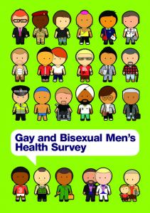 SOME PEOPLE ARE GAY. GET OVER IT! Gay and Bisexual Men s Health Survey