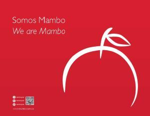 Somos Mambo We are Mambo