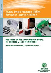 Son importantes los envases sostenibles?