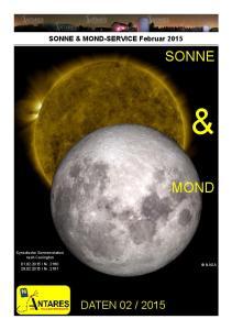SONNE & MOND-SERVICE Februar 2015
