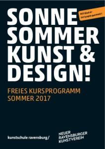 SONNE SOMMER KUNST & DESIGN!