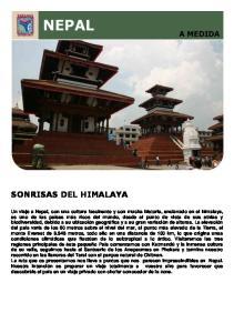 SONRISAS DEL HIMALAYA