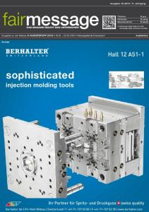 sophisticated injection molding tools