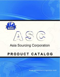 Sourcing and Logistics Solution Provider COMPANY PROFILE. Overhead Costs. Customize Your